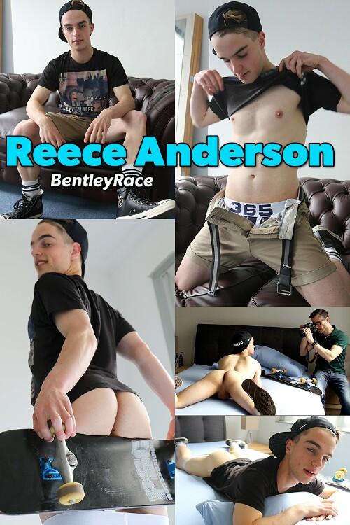 Reece Anderson Jerks Off
