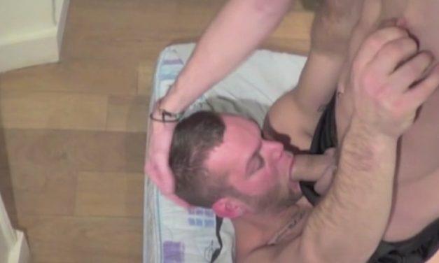 Crunchboy.fr Presents Sex During Musculation
