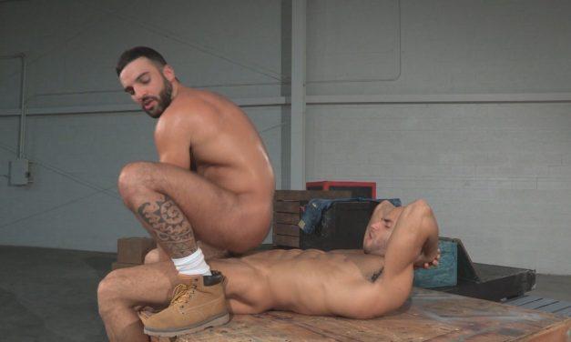 Falcon Studios Group Presents My Big Fucking Dick: Sean Zevran